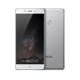 dual quad snapdragon chinese phone Promo Codes - Original Nubia Z11 Cell Phone Snapdragon 820 Quad Core 6GB RAM 64GB ROM 5.5 inch Borderless 2.5D Glass 16.0MP Fingerprint NFC Mobile Phone
