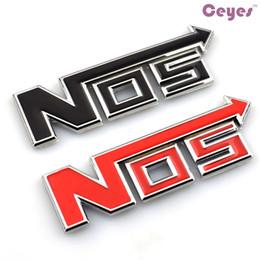 Wholesale Toyota Stickers Badges Emblems - Car Logo NOS Car Emblems Badge Sticker for bmw nissan toyota jeep subaru seat fiat skoda Car 3D Metal Stickers