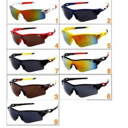 lunettes de soleil militaires Promotion Sports de plein air de mode de vente chaude équitation lunettes d'explosion - lunettes de protection D046
