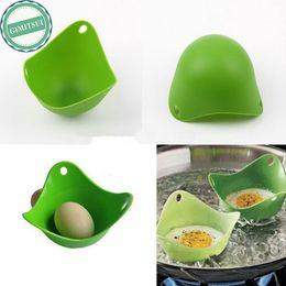 acqua bollita Sconti 40pcs silicon poacher stand egg cup acqua bollente uovo cottura a vapore strumento pentole forno a microonde uovo crema pasticcera cottura veloce yumurta