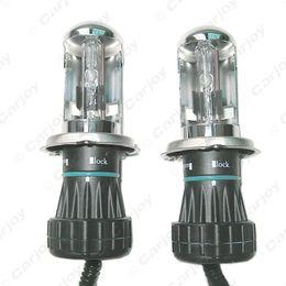 Wholesale Hid Wiring Harness - FEELDO 55W Car Xenon Headlight H4 9003 Hi Lo Bi-Xenon HID Repalcement Bulbs & Wire Harness AC 12V #2423