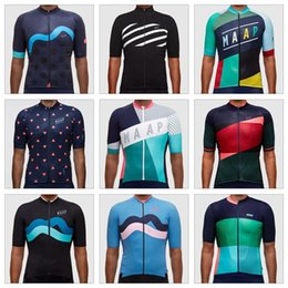 Wholesale Dot Jersey - 2017 MAAP M Dot Team Jersey Short Sleeves Cycling Jerseys MTB Ropa Ciclismo Millot Cycling Tops Size XS-4XL Bike Wear 9 Colors