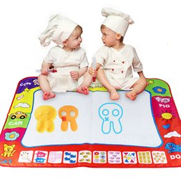 Wholesale White Painting Board - Suncity Children Watercolor Cloth Magic Painting Cloth Graffiti Blanket Color Drawing Board Baby Painting Early Education Wholesale