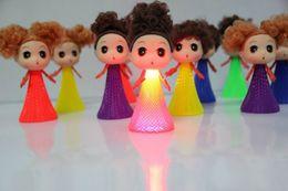 2019 детские игрушки Led Toys Reborn куклы дети силиконовые детские BJD кукольный дом прыгать Bounce злодей светящиеся оптом Силиконовые Reborn Baby Doll дешево детские игрушки