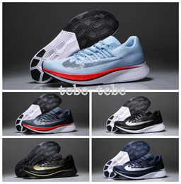 Wholesale 2017 Air Zoom Vaporfly Fly SP Breaking Elite Sports Running Shoes For Men Marathon for Fashion Weight Marathon Trainer Sneakers