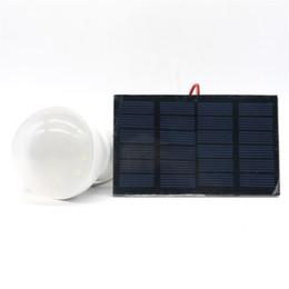 Wholesale Solar Panel Camp - Hot 15w Solar Lamp Powered Portable Led Bulb Lamp Solar Energy Lamp led Lighting Solar Panel Camp Night Travel Used 5-6hours