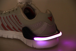 Wholesale Trend Shoes Wholesale - Fashion trend LED light shoes folder night running special safety and environmental protection high-quality shoes folder