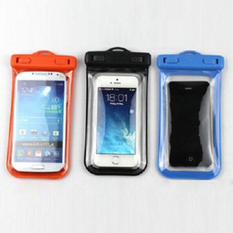 Wholesale S3 Water Proof Cases - Free Shipping , IPX8 ABS+PVC Waterproof Case Skin Bag Underwater Water Proof case for iPhone 5 4 4S Galaxy S3 S4 From Powerswell