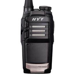 Wholesale Hyt Way Radios - Wholesale- License-free HYT radio Hytera TC-320 Two Way Radio TC320 UHF 450-470MHz Walkie talkie