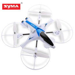 Wholesale Indoor Remote Helicopters - SYMA X14 RC Drone RTF 2.4GHz 4CH 6-axis Gyro   One Key Takeoff Landing Quadrotor helicopter  Altitude Hold Indoor Outdoor Drones +B