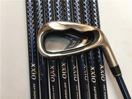 Wholesale Golf Clubs Shaft Graphite - Brand New XXIO MP900 Irons XXIO MP900 Golf Iron Set Golf Clubs 4-9PAS R S-Flex Graphite Shaft Shaft DHL Free Shipping