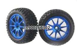 Wholesale Rally Accessories - 4x RC Pull Rally 1:10 Car On Road 1:16 Off-Road Wheel Rim & Tyre,Tires 6002-7004 Parts & Accessories