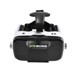 Wholesale R1 Pad - VR BOSS 3D Virtual Reality Glasses VR Box +Magicsee R1 Bluetooth 4.0 Wireless remote Game pad For IPhone Android smart phone