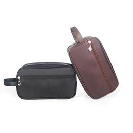 Wholesale Travel Toiletry Bags For Men - Waterproof Men Cosmetic Bag Zipper Makeup Bag Nylon Travel Organizer for Women Large Necessaries Make Up Case Wash Toiletry Bag ZA1706