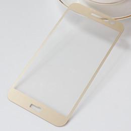Wholesale Galaxy Z - Full Tempered Glass For samsung galaxy J7 PRO J5 PRO For zte blade Z max metropcs Moto E4 Metropcs Retail packaging C
