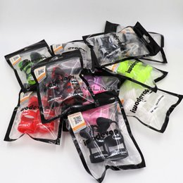 Wholesale Drip Covers - custom vape band with silicone dust cap Dustproof Prevent Slippery mouth tips cover Universal Sanitary drip tip Cap Antiskid Unbreak Ring