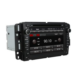 Wholesale Gmc Screen - Fit for GMC Yukon Tahoe 2007-2012 Android 5.1.1 1024*600 HD car dvd player gps radio 3G wifi bluetooth dvr OBD2 FREE MAP CAMERA with canbus
