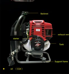 Wholesale Gasoline Brush Cutters - 4 stroke engine 4 stroke gx35 petrol brush cutter engine ,Gasoline engine for brush cutter with 35.8 cc 1.3HP power