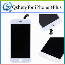 Wholesale Promotion Test - Promotion!Grade AAA For iPhone 6Plus 5.5 LCD Display Assembly Touch Screen Digitizer 100% Test