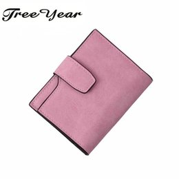 Wholesale Mini Pochette - Wholesale- 2017 Handy Printed Women Wallet Small Female Purse Floral Carteras Mujer Femininas Pochette Monederos Brand Card Holder