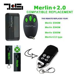 Wholesale Wholesale Lock Pick Guns - Merlin+2.0 Security remote control E945,E950,E943, MT100EVO MT60EVO