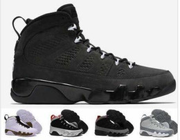 Wholesale Cheap Fashion Boots For Men - 2016 Cheap Retro 9 IX Basketball Shoes For Men, Fashion High Quality Sneakers Trainer Athletics Boots Retros J9 Outdoor Shoes Eur 41-47
