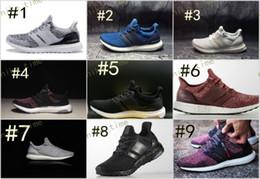 Wholesale Green Items - 2017 New Item Ultra BOOST 3.0 CNY Men Women Sneakers Ultraboost 3.0 Primeknit Fashion casual runs sneaker 36-45