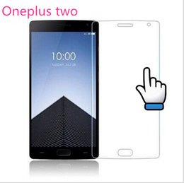 Wholesale Good Film - One plus two Tempered Glass 100% Good Premium Screen Protector Film For One Plus 2 Mobile Phone + Free shipping