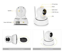 Wholesale Mini Hd Cctv Ip - 17 SANNCE Home Security Wireless Mini IP Camera Surveillance Camera Wifi 720P Night Vision CCTV Camera Baby Monitor