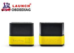 Wholesale Launch Diagnosis Scanner - Launch X431 EasyDiag 2.0   plus diagnosis auto car universal diagnostic scanner tool with bluetooth obd2 eobd2 adapter 5pcs lot