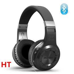 Auriculares de turbinas online-Nuevos auriculares Bluedio HT Auriculares inalámbricos Bluetooth 4.1 Auriculares estéreo Auriculares de alta fidelidad para teléfono