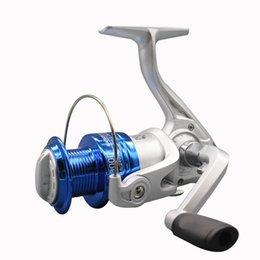 Wholesale Fake Bait Sale - Hot Sale Outdoor Fishermen Fishing Wheel Allblue Technology Fishing Reel CF1000-4000 Series Spinning Reel Boat Rock Fishing Wheels