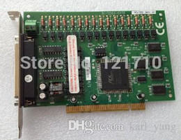 Wholesale Acquisition Card - Industrial equipment ADLINK Data Acquisition card PCI-7230 51-12003-0A50