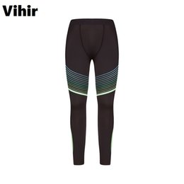 Wholesale Green Leggings For Men - Vihir Compression Whole Year Wear Running & Yoga-Strength Training Sports Tights Gym Running Leggings for Men