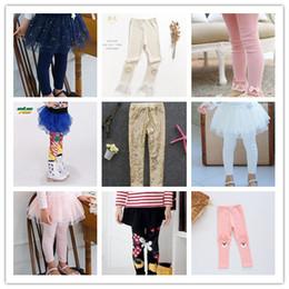 Wholesale Silver Leggings Child - Pure Cotton Solid Paillette Warm Thicken Sequins Kids Clothes Girls Leggings Pants Children Tights Trousers Fashion Silver D5025