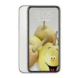 contenitore di android tv sbloccato Sconti GooPhone 6.5inch i10 XPlus ROM da 8 megapixel Quad Core 1G di RAM 4G macchina fotografica 3G WCDMA telefono sbloccato scatola sigillata