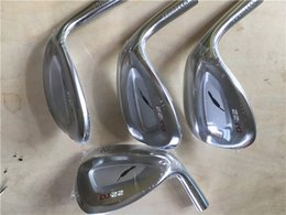 Wholesale Dj Cover - Brand New Golf Clubs Fourteen DJ-22 Wedges Golf Wedge Set 52 54 56 58 Degrees Steel Shaft With Head Cover