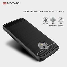 Canada Pour Motorola Moto G5 Cas De Luxe Téléphone Slim Souple TPU Shell Cas Pour Motorola G 5 XT1685 XT1672 Funda Coque Capa Offre