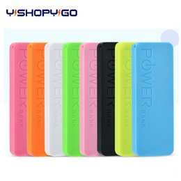Wholesale Thinnest Portable Charger - custom logo Ultra-thin 5600mAh Power Bank Perfume Polymer General Mobile Backup Batery External Powerbank Portable Charger for iPhone
