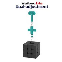 Wholesale Products Services - Toolkits Service Aid For Magic Cube Dual - Adjustment System Tool Consists Of Stage Dual Screws Fixing For Puzzle Cube Product Code 73-1024