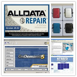 Wholesale Manual Ford - alldata 10.53 + mitchell on demand 5 + atsg transmission manuals free 3 softwares in 750gb hdd all data for auto repair