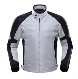 Wholesale Motocross Jacket Duhan - New Arrival 2017 Top quality DUHAN Motorcycle Jackets Motorbike Motocross Racing Suit Windproof Knight Road Jacket D-201B