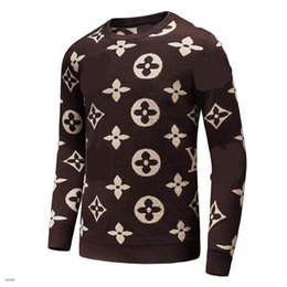 Wholesale Style Clothing For Man - Men's sweaters 3 colors highg quality clothes for size m-3XL 2017 new designer style fashion Luxury clothes for free shipping