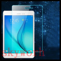 Wholesale High Definition HD Clear LCD Screen Protector Film Guard For Samsung Galaxy Tab T310 with retail package