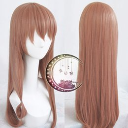 Wholesale Neko Wig - [MOON COS]Masamune-kun's Revenge Neko Fujinomiya Cosplay Wig Anime wigs hair character special type with a wig cap