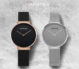 2017 qualité Ananke (Ananke) net ruban mode simple dames regarder en gros livraison gratuite ? partir de fabricateur
