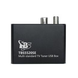 Wholesale Dvb T Usb Tv Box - TBS5520SE DVB-S2X S2 S T2 T C2 C ISDB-T Multi-standard TV Tuner USB Box