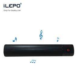 Wholesale Chip Speaker - Smart Bluetooth Desktop Speaker Wireless Dual Speaker HIFI Bass Sound Bar With Import Audio Chip Support TF Card U Disk Aux Subwoofers