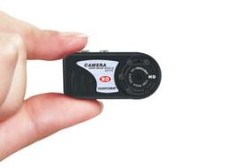 Wholesale Hd Thumbs - Mini Camcorder Thumb Q5 HD 1080p IR Metal Hidden Camera Mini DV Digital Camera Recorder HD DVR