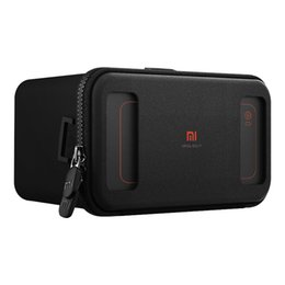 "Original Xiaomi Mi VR Toy Virtual Reality 3D Glasses VR 1C Box Lycra Material New For 4.7-5.7"" Phone"
